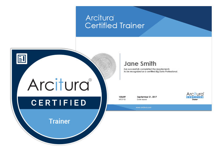 Arcitura Become A Certified Trainer
