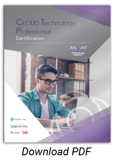 arcitura certified cloud technology professional