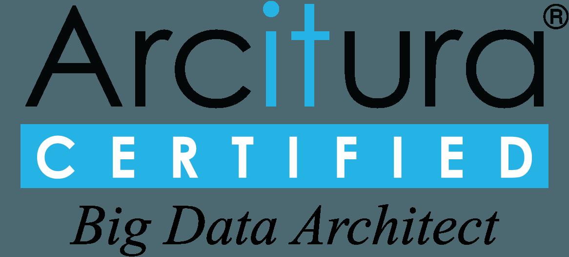 Big Data Architect Certification Workshop Arcitura
